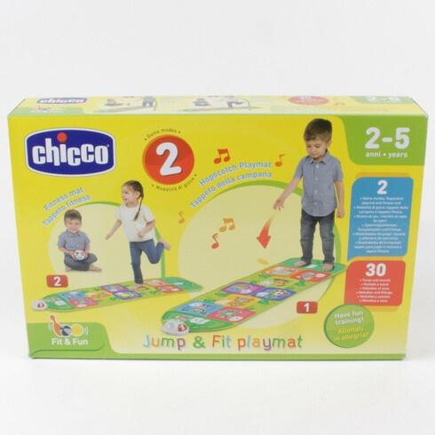 Skákací podložka Chicco se zvuky