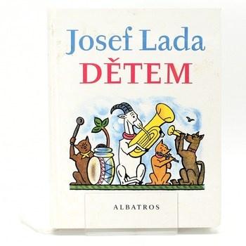 Kniha pro děti: Josef Lada: Dětem