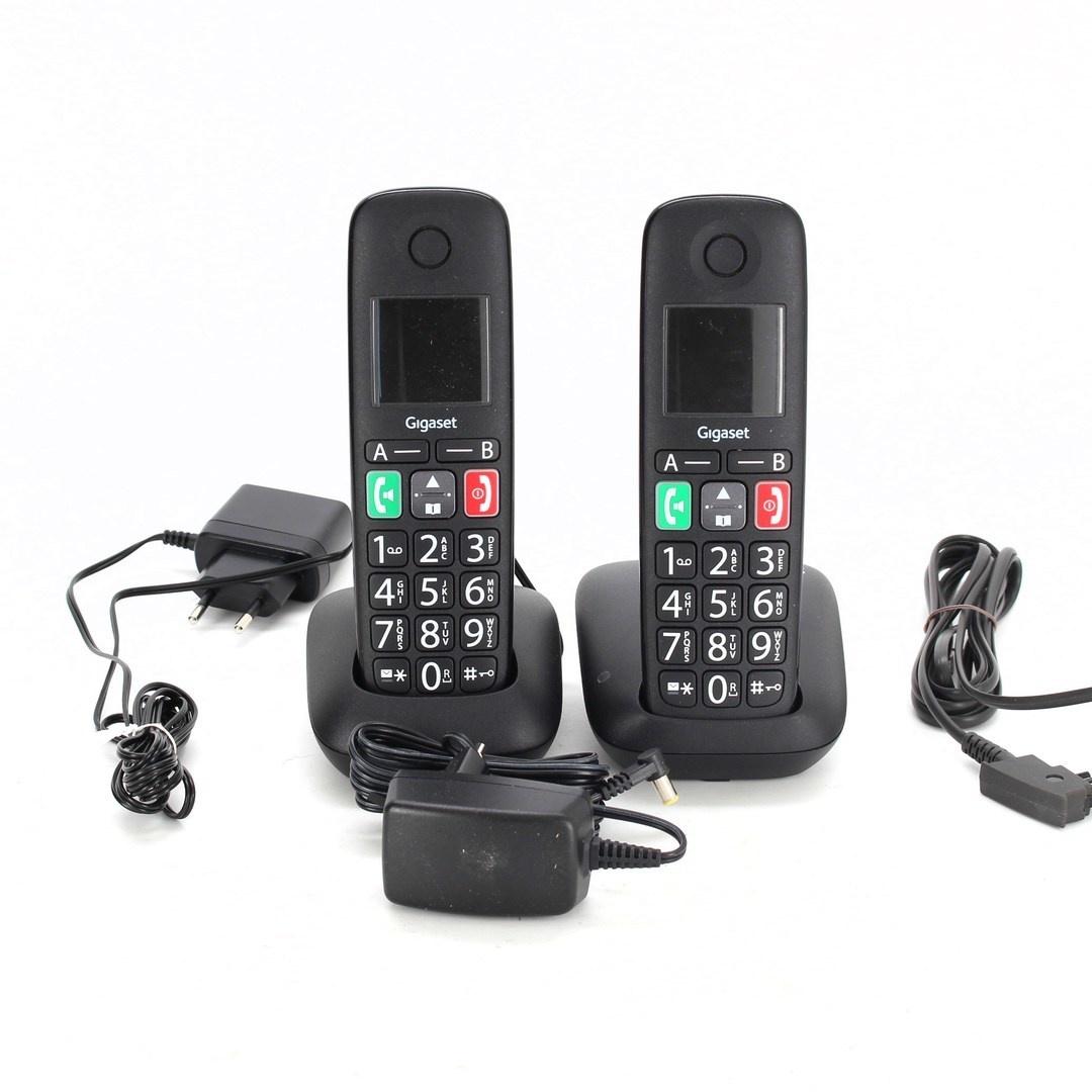 Bezdrátový telefon Gigaset