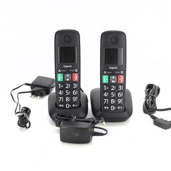 Bezdrátový telefon Gigaset E290 Duo