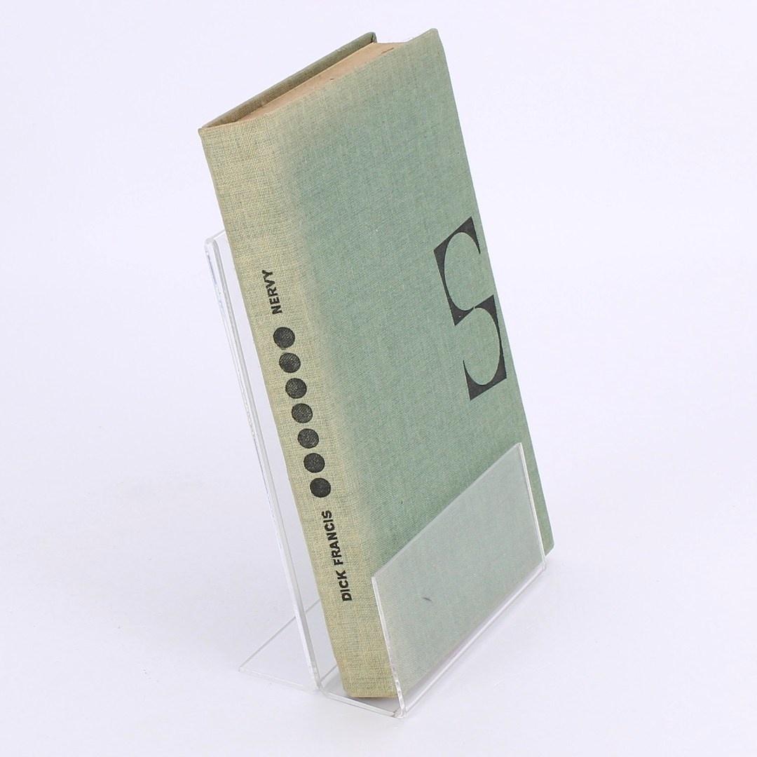 Kniha Nervy Dick Francis