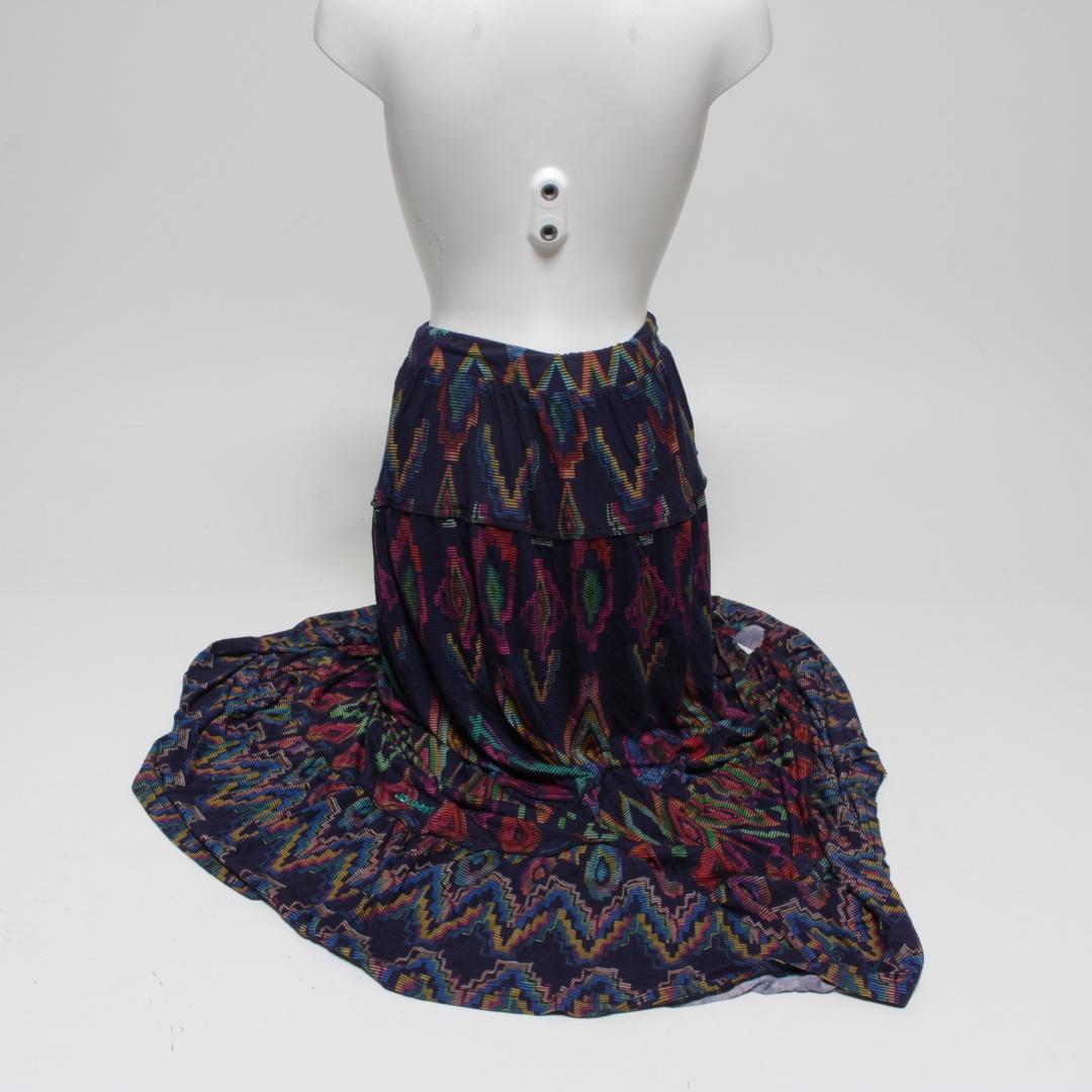Dámská dlouhá sukně Desigual vel. M