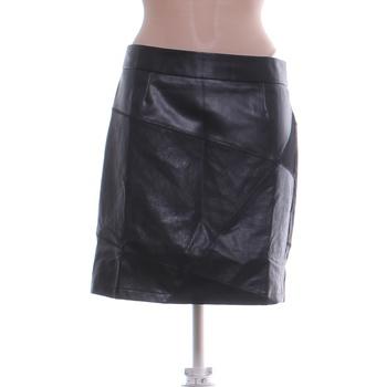 Dámská sukně ke kolenům Desigual černá