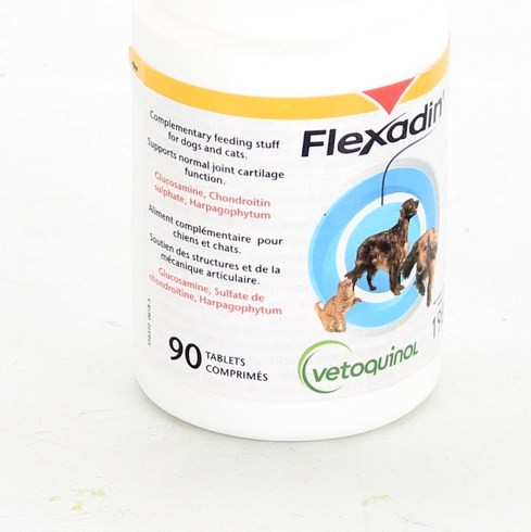 Doplňkové krmivo Vétoquinol Flexadin