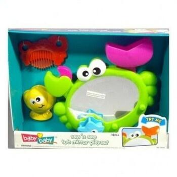 Hračka do vany Mac Toys Krab se zrcátkem