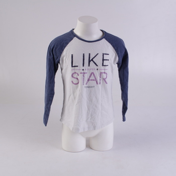 Dětské tričko Like a Super Star Tonight C&A