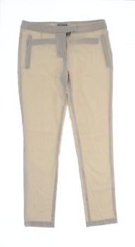 Dámské kalhoty Terranova béžové