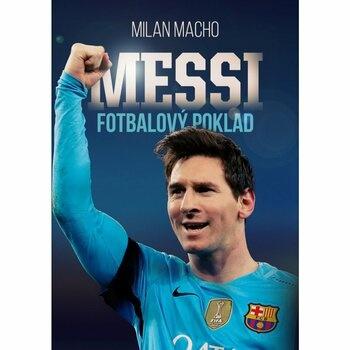 Kniha Fotbalový poklad Messi