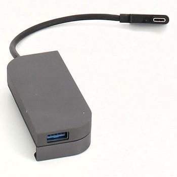 Adaptér Kanex 3,5mm Multiport USB Typ C