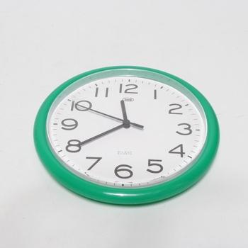 Nástěnné hodiny Trevi 3301 zelené