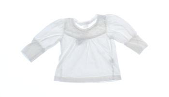 Kojenecké tričko H&M bílé
