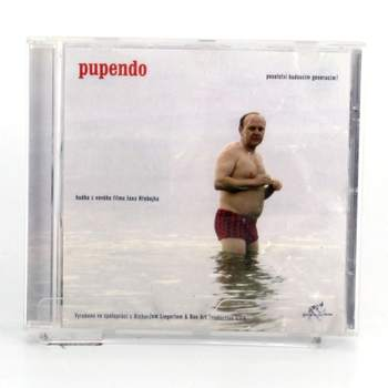 CD Písničky a dialogy z filmu Pupendo