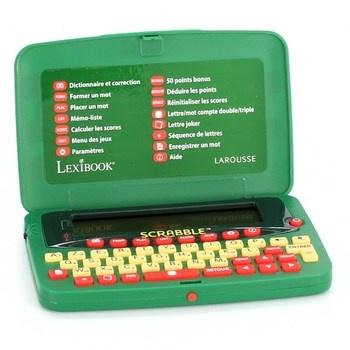 Elektronický slovník Scrabble Lexibook ODS7