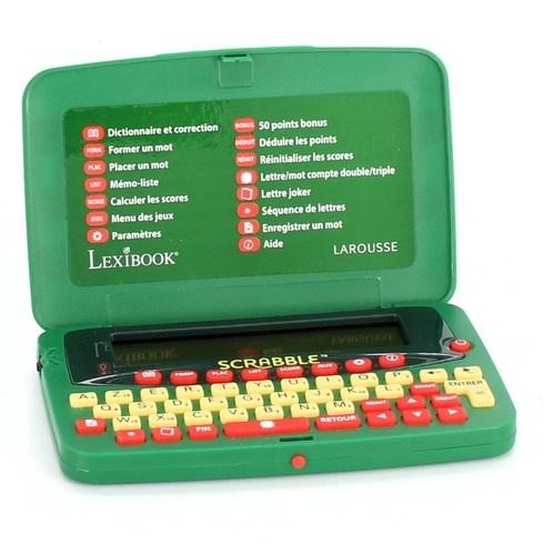 Elektronický slovník Scrabble Lexibook FRAN