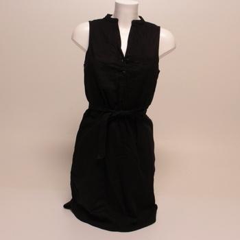 Dámské šaty s.Oliver černé