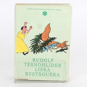 Rudolf Těsnohlídek: Liška Bystrouška