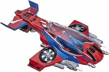 Letadlo s figurkou Spiderman Marvel E3548EU5