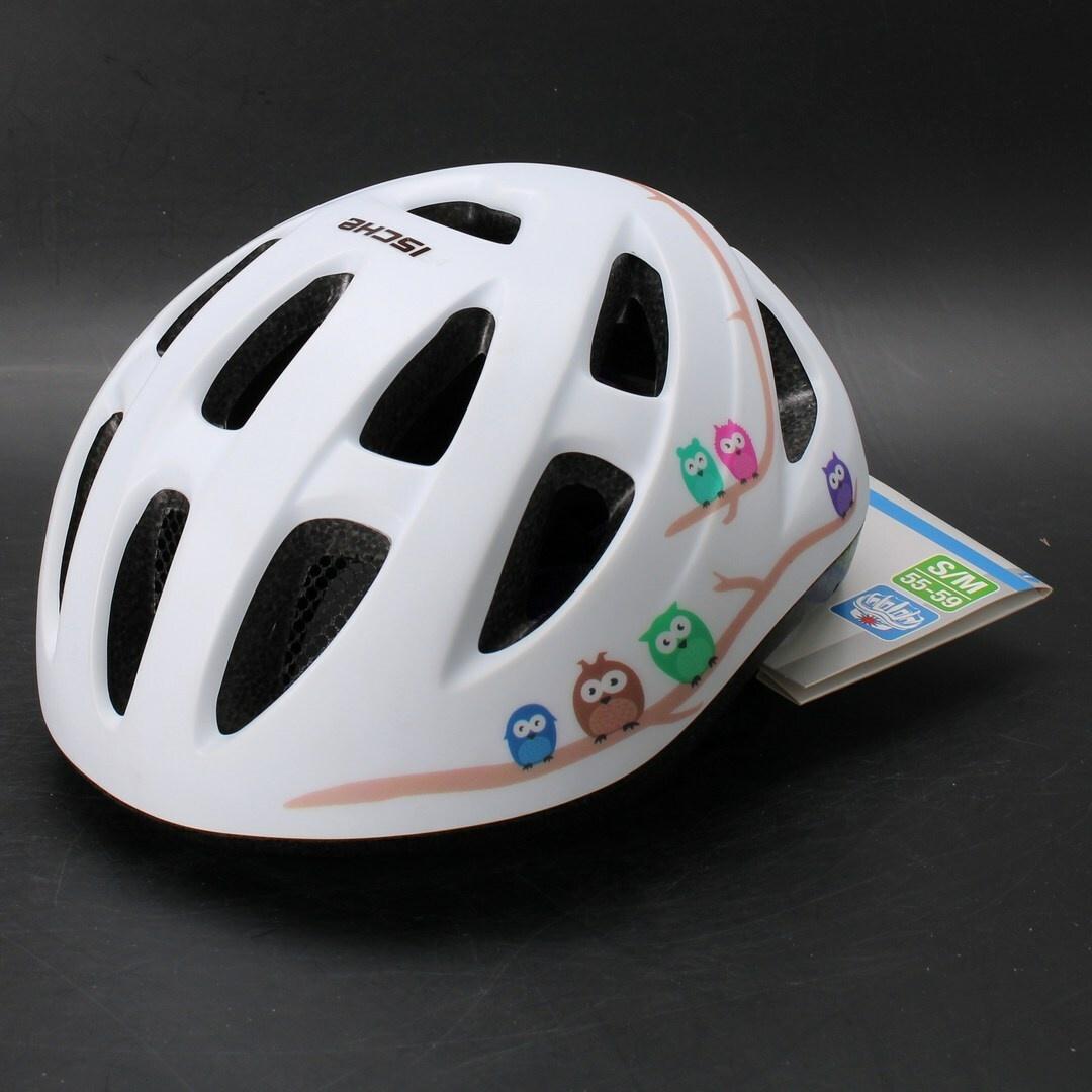 Dětská cyklistická přilba Fisher, vel.XS/S