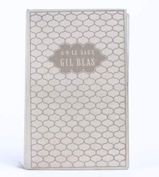 Kniha Sage: Příběhy Gila Blase ze Santillany