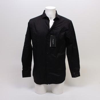 Pánská košile Selected Slim Fit černá