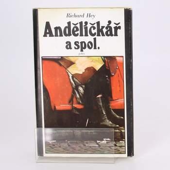 Kniha SVOBODA Andělíčkář a spol. Richard Hey