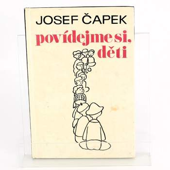 Dětská knížka Albatros Povídejme si, děti