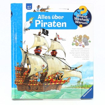 Kolektiv autorů: Alles über Piraten