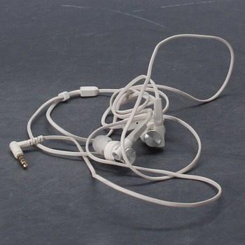 Sluchátka do uší Sony MDR-XB50 bílá
