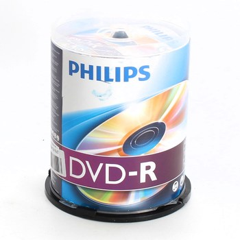 Balení DVD-R Philips DM4S6B00F