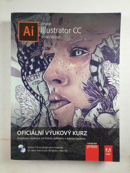 Adobe Illustrator CC: Oficiální výukový kurz