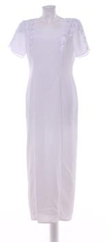 4a777c5f845f Dámské elegantní šaty bílé