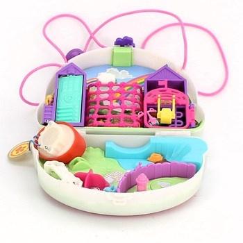 Duhová kabelka Mattel Polly Pocket GKJ65