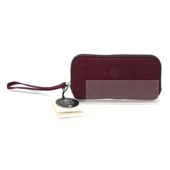 Rudá dámská peněženka Kipling