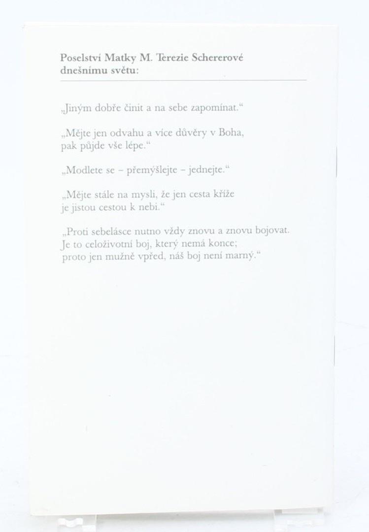 Kniha Angelo Montonati: Marie Terezie Schererová
