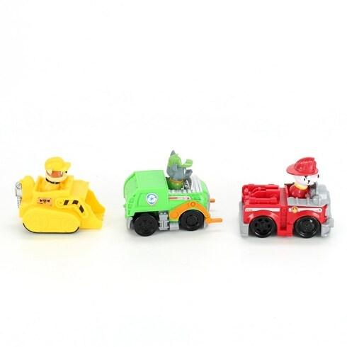 Set autíček Spin Master Paw Patrol