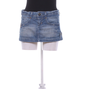 Dámská džínová sukně Bershka