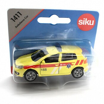 Ambulance Siku Volkswagen Golf ČR