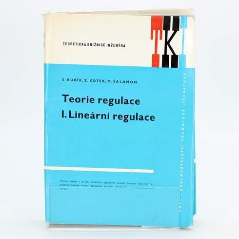 Kniha Teorie regulace I. Lineární regulace