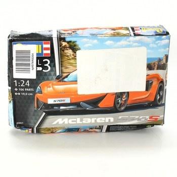 Model auta Revell McLaren 570S