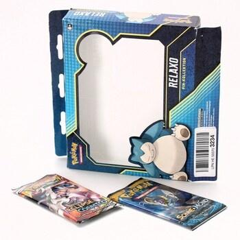 Sběratelské karty Pokémon 45249 Snorlax