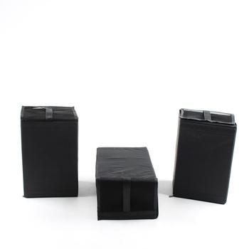 Box rozkládací IKEA 1529 černý