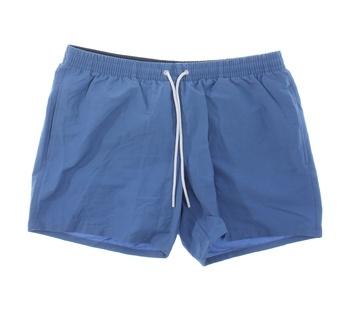 Pánské sportovní kraťasy Lacoste modré