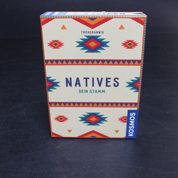 Karetní hra Kosmos 695033 Natives