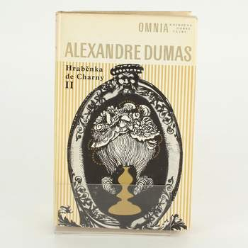 Kniha Hraběnka de Charny II Alexandre Dumas