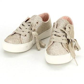 Dětské boty La Redoute Basket Doré
