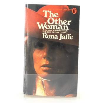 Kniha The other woman Rona Jaffe