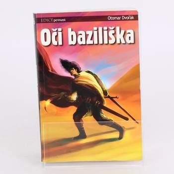 Kniha Wolf Oči baziliška Otomar Dvořák