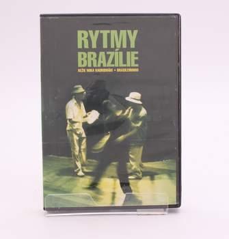 DVD - Rytmy Brazílie