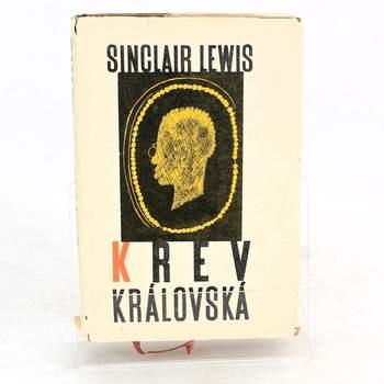 Kniha Sinclair Lewis: Krev královská