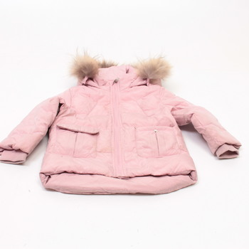 Zimní bunda Kombinéza s kapucí